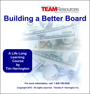 Building a Better Board