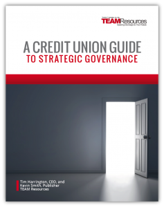 Credit Union Guide to Strategic Governance