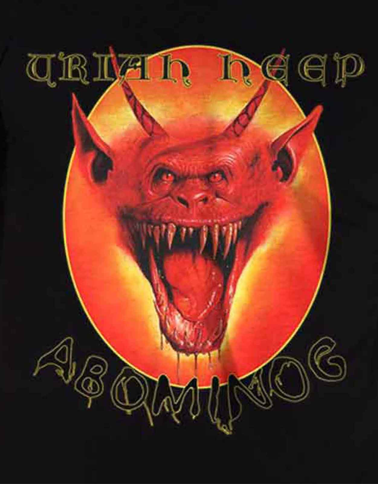 Uriah Heep - On the Rebound
